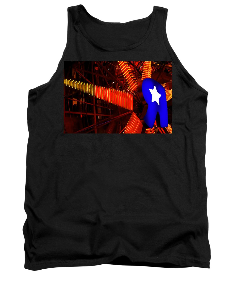 R Tank Top featuring the photograph R by Pablo Rosales
