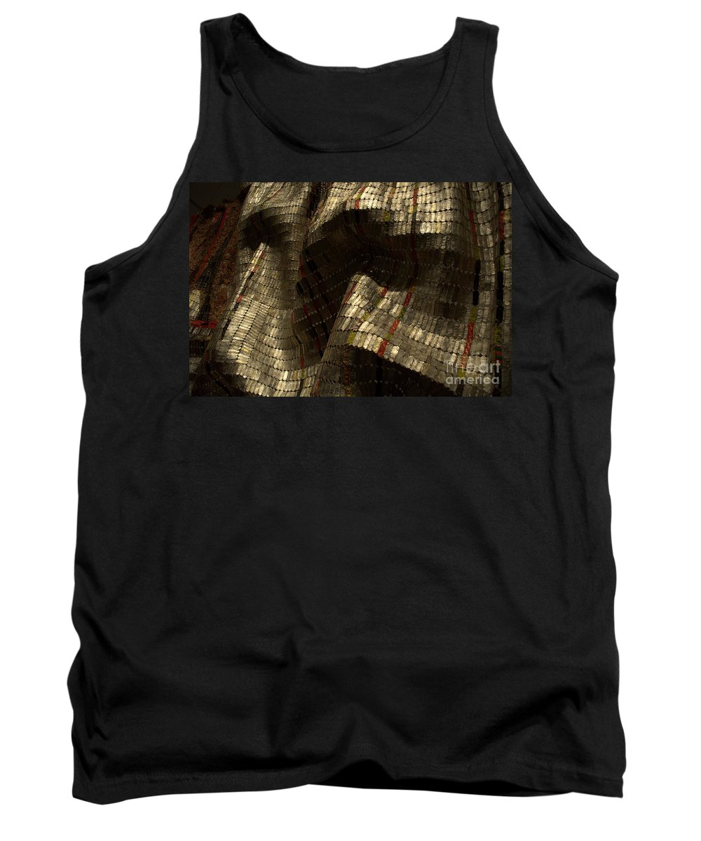 Metal Tank Top featuring the photograph Ripple by Anjanette Douglas