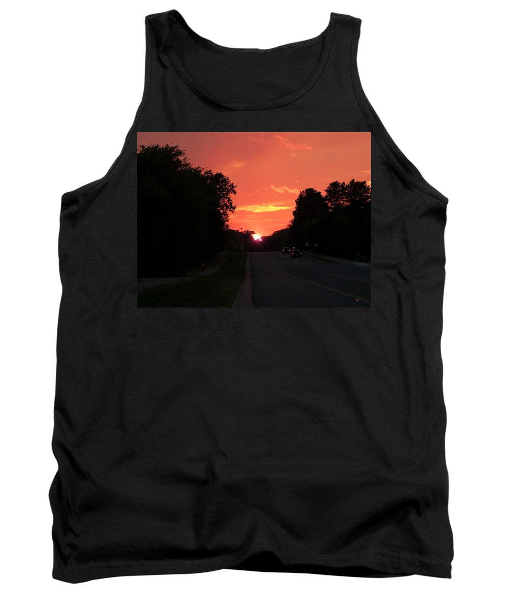 Scenic Minnesota 2 Tank Top featuring the photograph Scenic Minnesota 2 by Will Borden