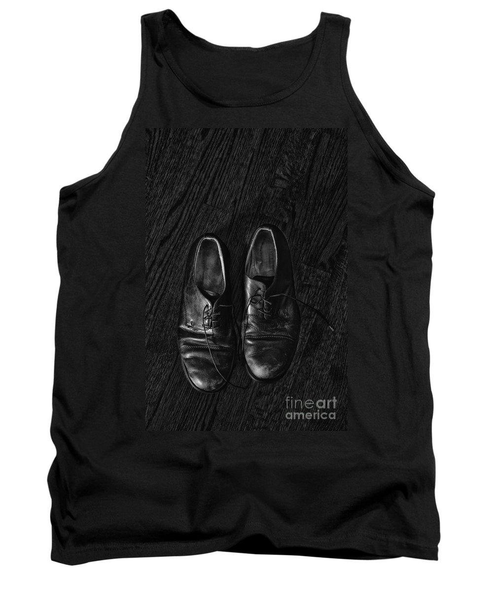 Old Tank Top featuring the photograph Scuffed by Margie Hurwich