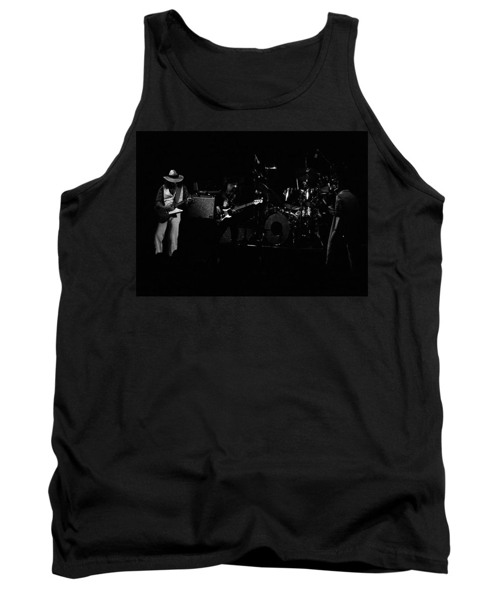 Bob Seger Tank Top featuring the photograph Seger #17 by Ben Upham