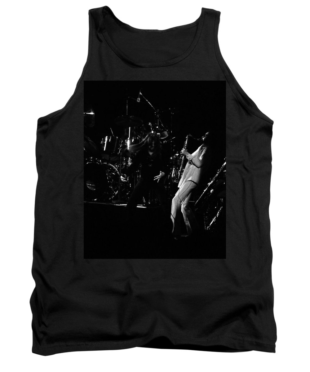 Bob Seger Tank Top featuring the photograph Seger #9 by Ben Upham