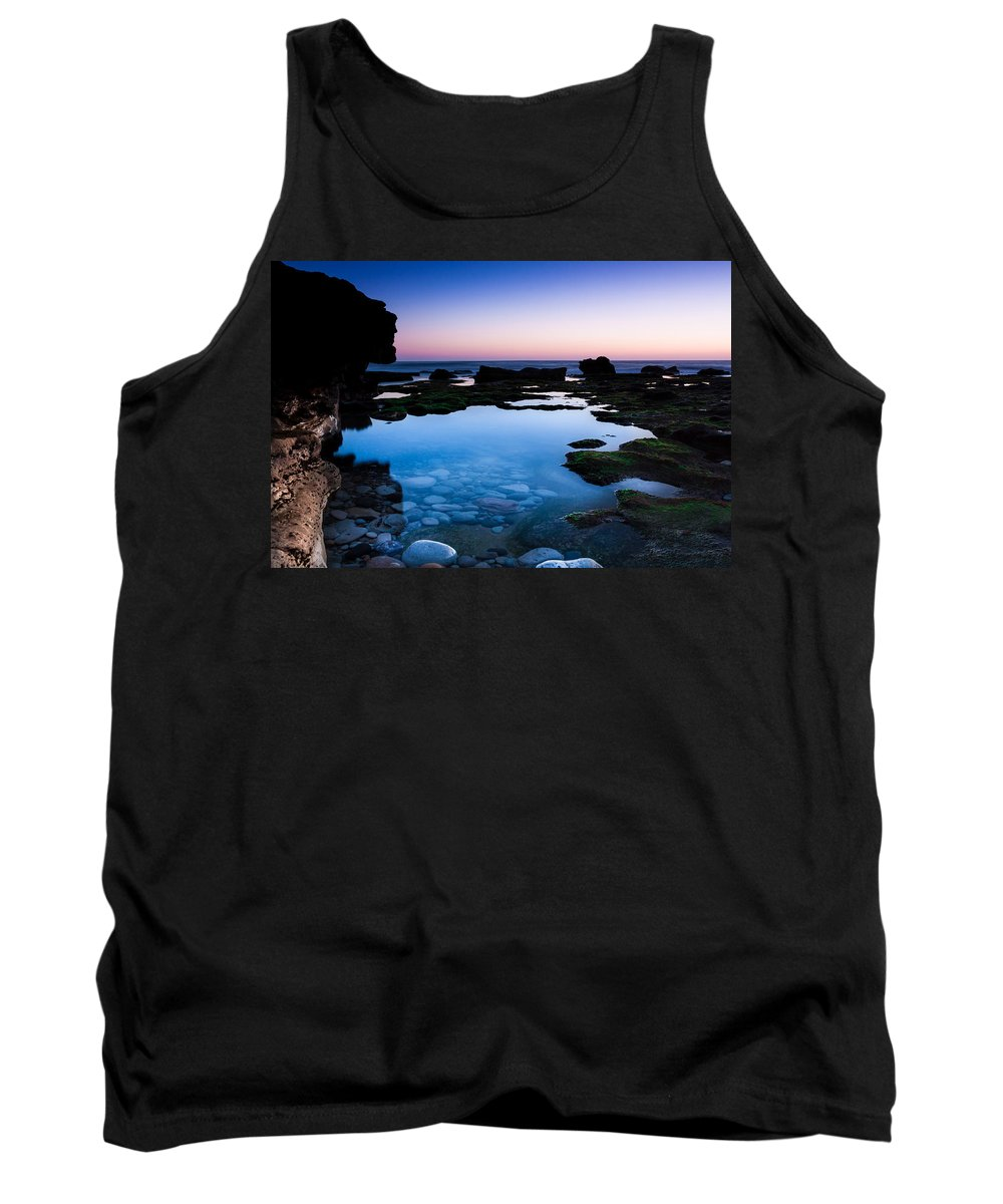Serenity Tank Top featuring the photograph Serenity by Edgar Laureano