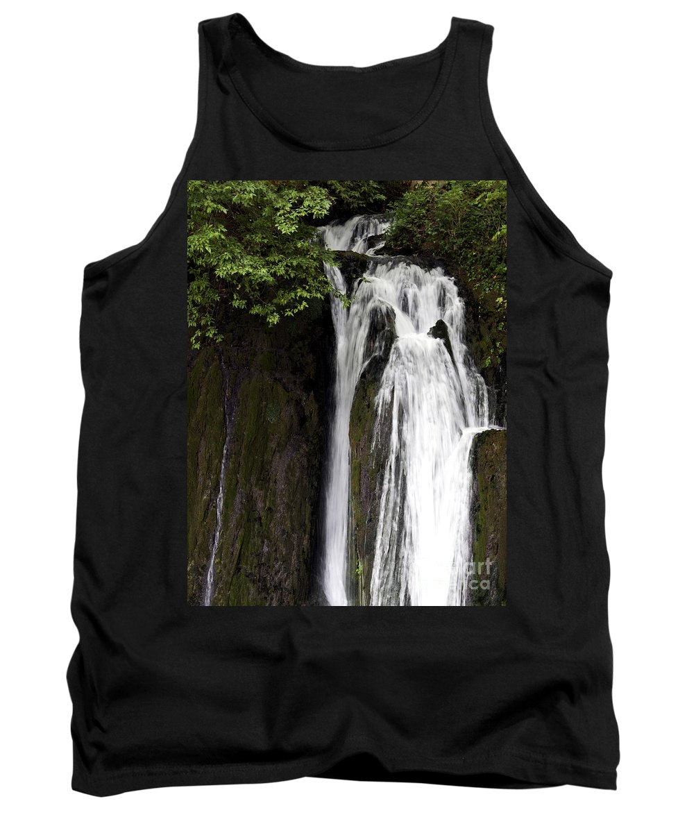 Rural Tank Top featuring the photograph Serenity by Ken Frischkorn