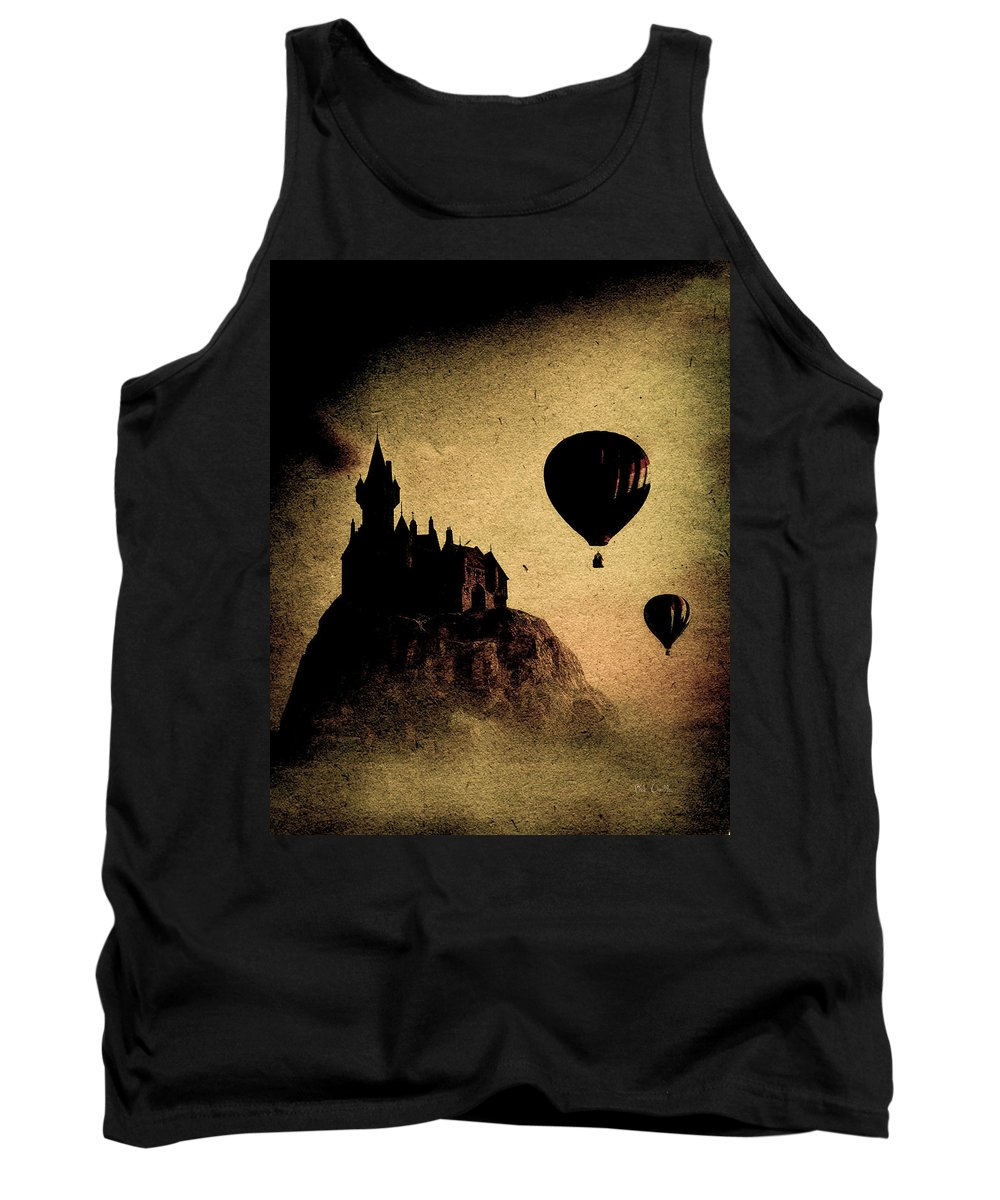Castle Tank Top featuring the photograph Silent Journey by Bob Orsillo