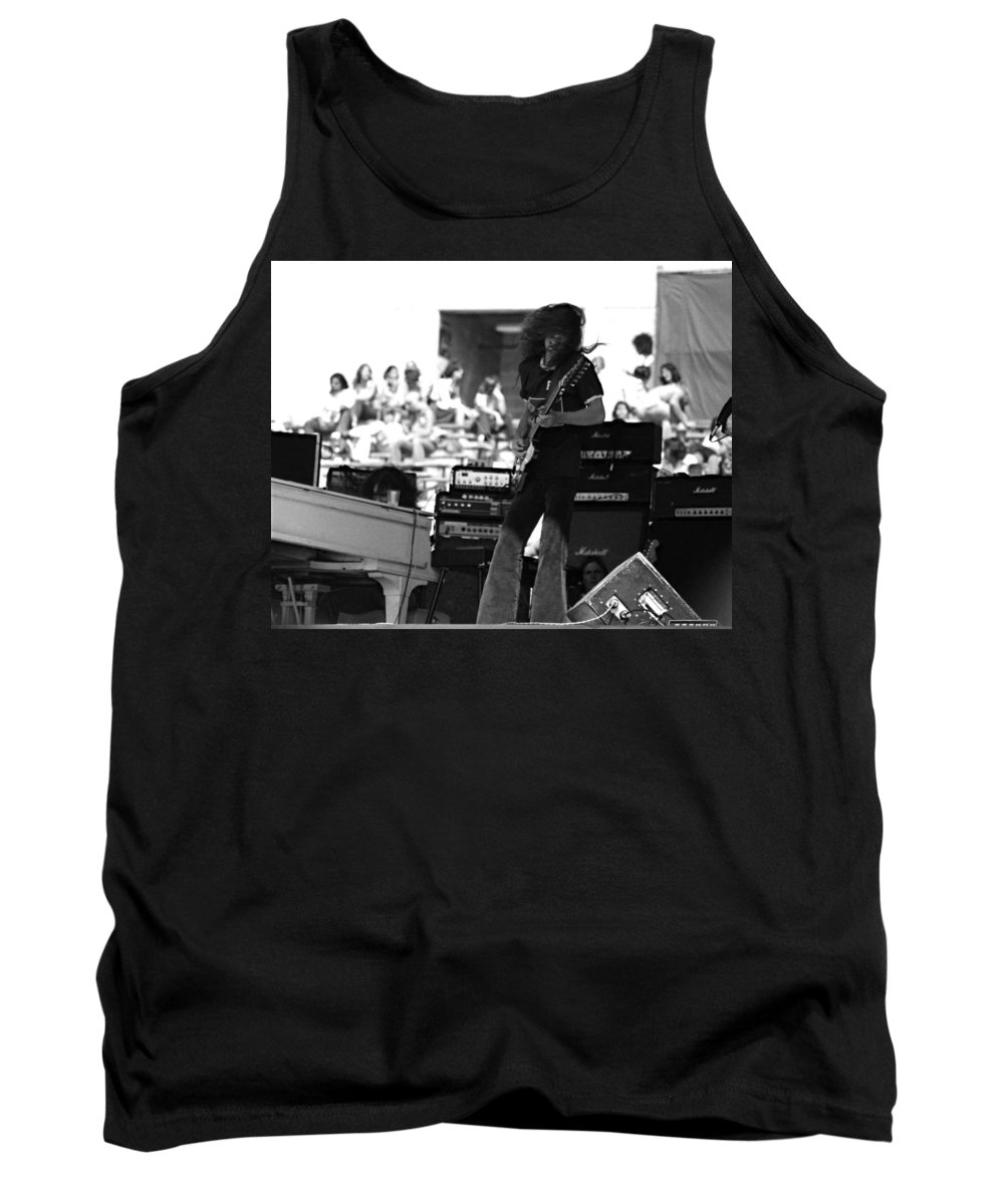 Lynyrd Skynyrd Tank Top featuring the photograph Skynyrd #18 Crop 1 by Ben Upham