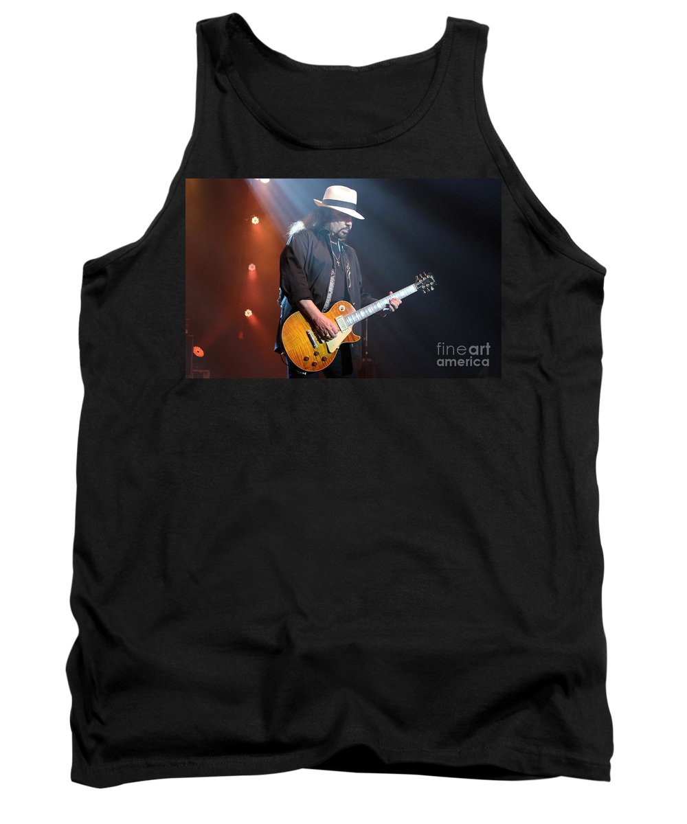 Lynyrd Skynyrd Tank Top featuring the photograph Skynyrd-gary-7397 by Gary Gingrich Galleries