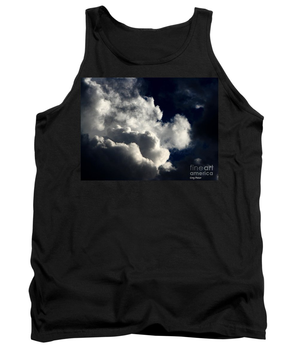 Art For The Wall...patzer Photography Tank Top featuring the photograph Spiritual by Greg Patzer