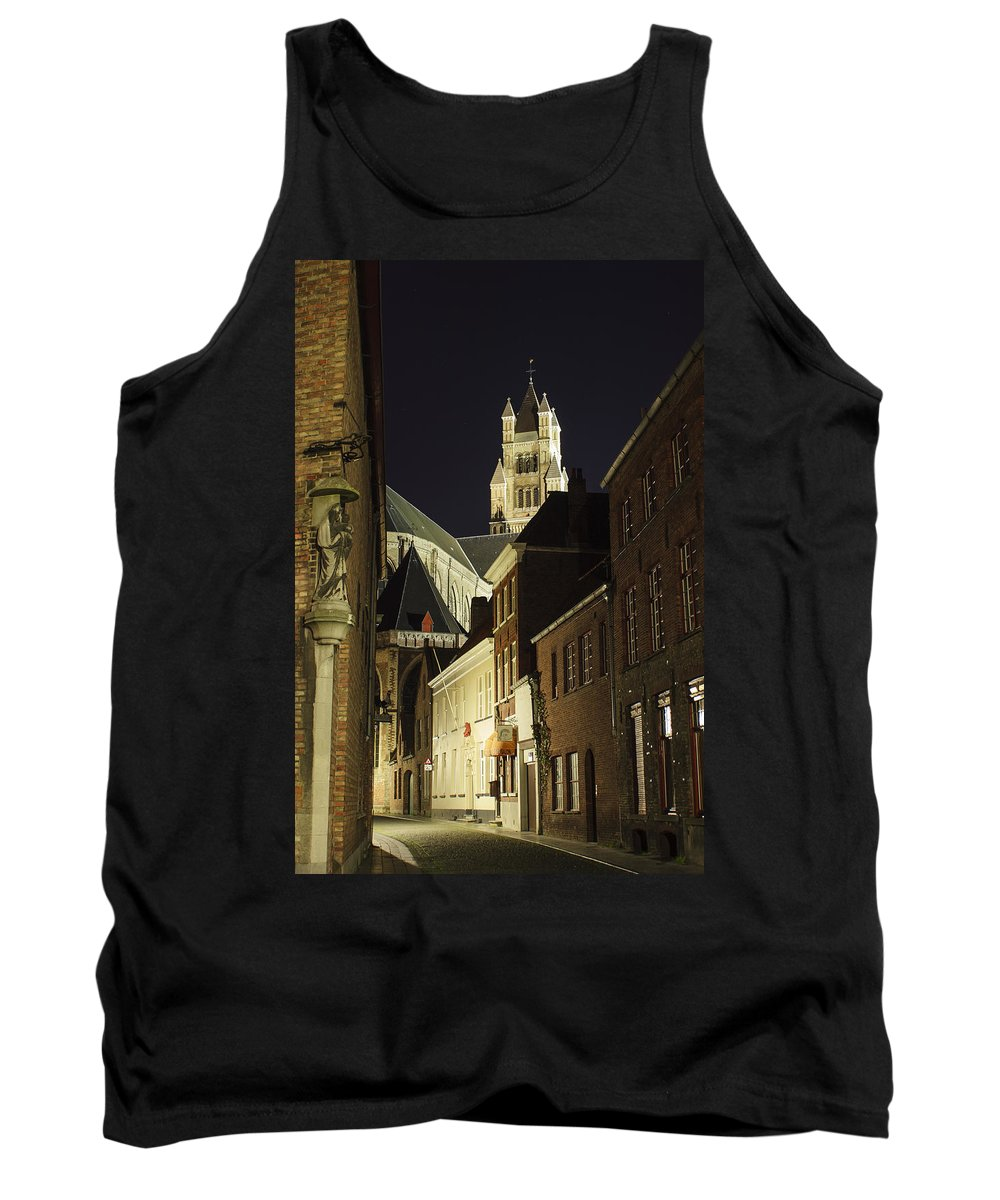 3scape Tank Top featuring the photograph St Saviour Cathedral by Adam Romanowicz