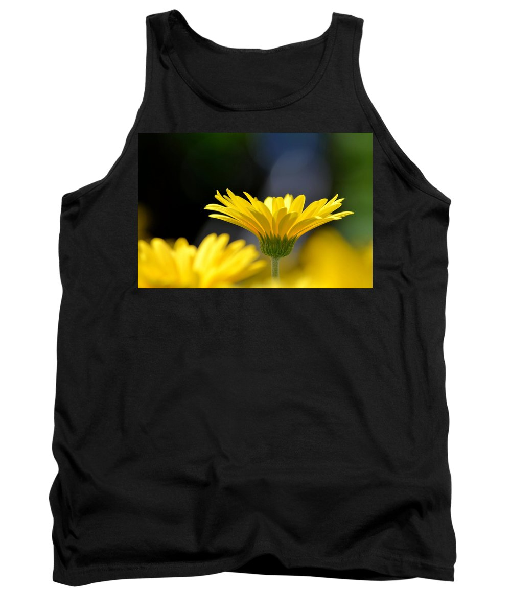 Standing Above The Rest Tank Top featuring the photograph Standing Above The Rest by Maria Urso
