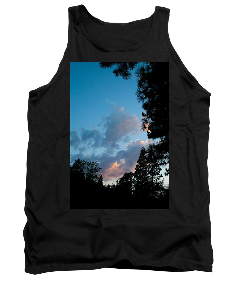 Sunset Tank Top featuring the photograph Summer Paradise Sunset by Michele Myers