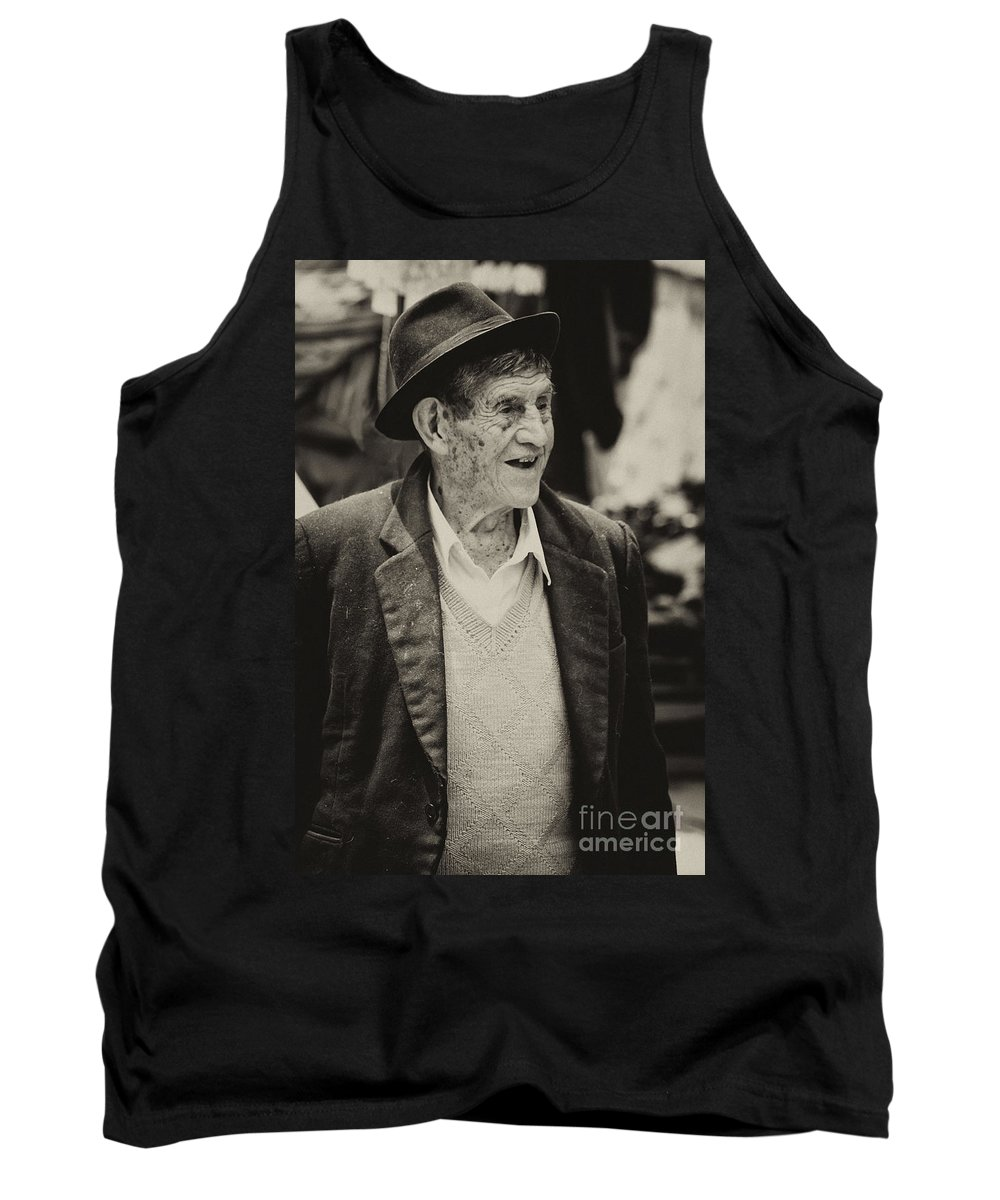 Tank Top featuring the photograph Sunday Afternnoon 1 by Karla Weber