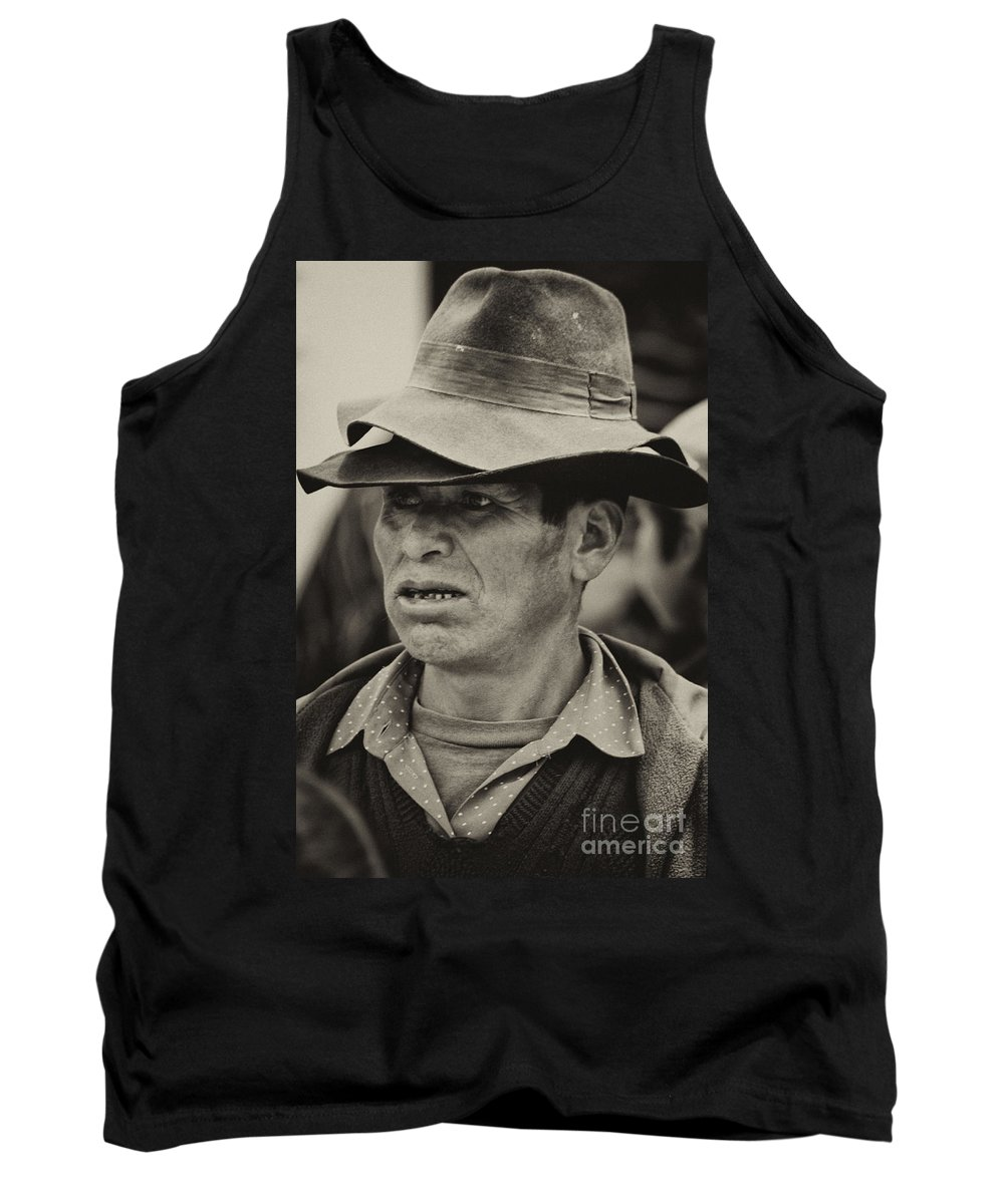 Tank Top featuring the photograph Sunday Afternoon 3 by Karla Weber