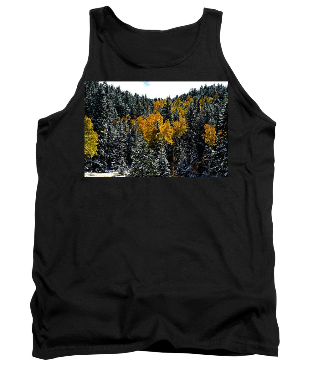 Colorado Photographs Tank Top featuring the photograph Surrounded by Gary Benson
