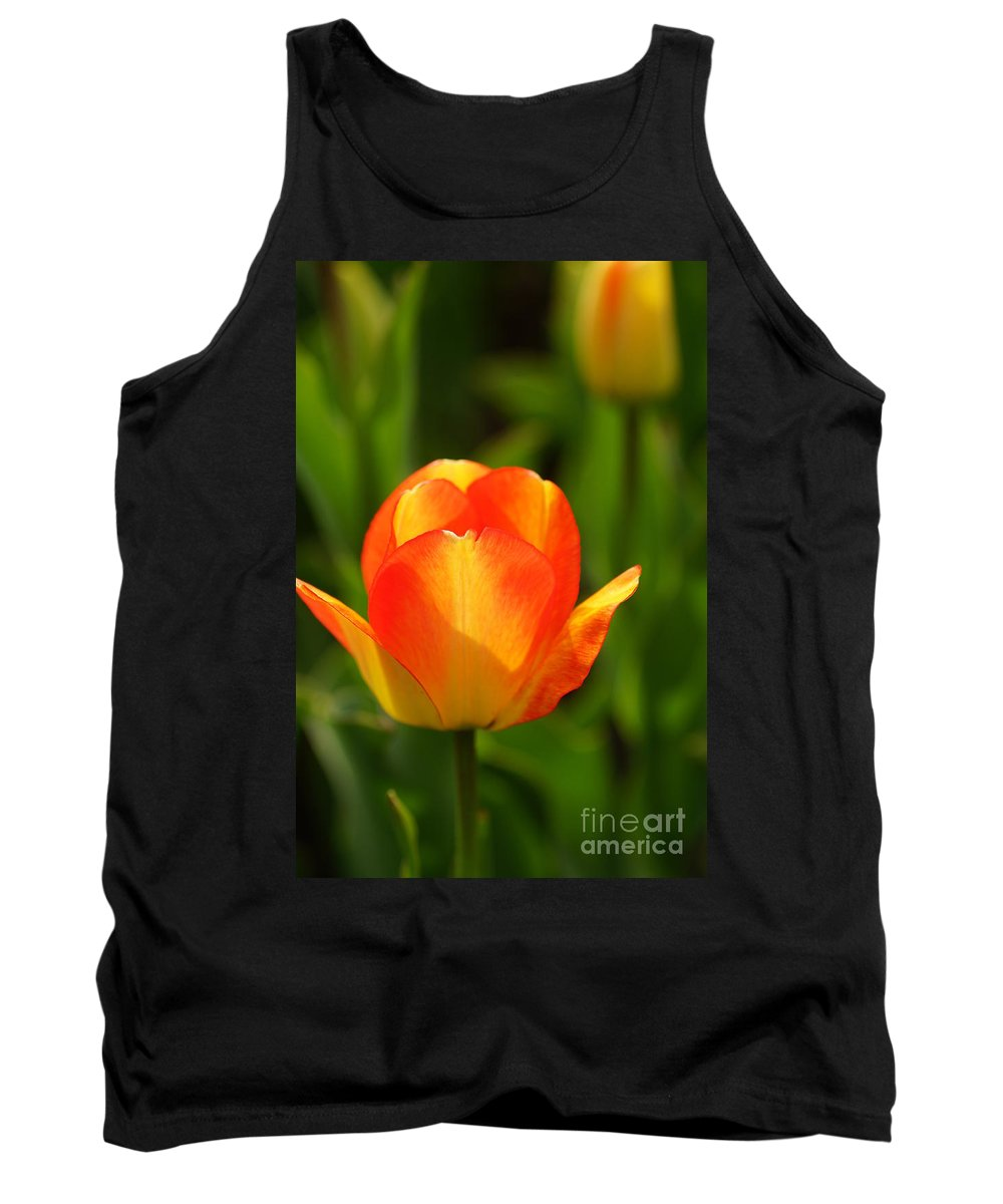 Flowers Tank Top featuring the photograph Sweet Lips by Jeffery L Bowers
