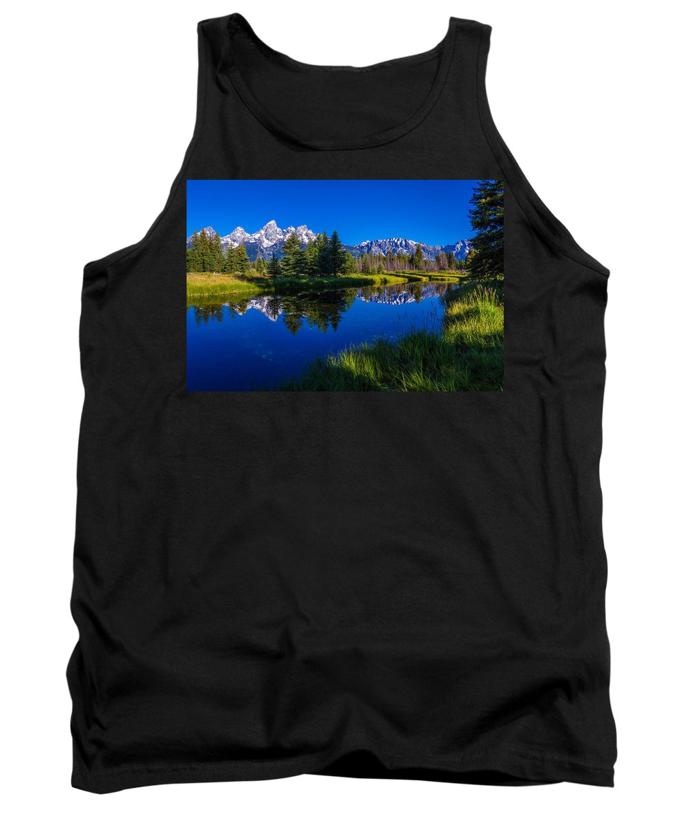 Mountainscape Photographs Tank Tops