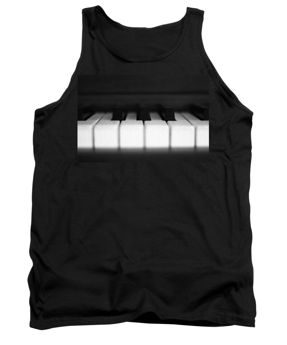 The Black Keys Tank Top featuring the photograph The Black Keys by Dan Sproul