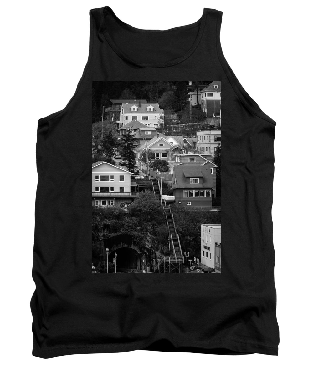 2008 Tank Top featuring the photograph The Long Walk Home by Melinda Ledsome