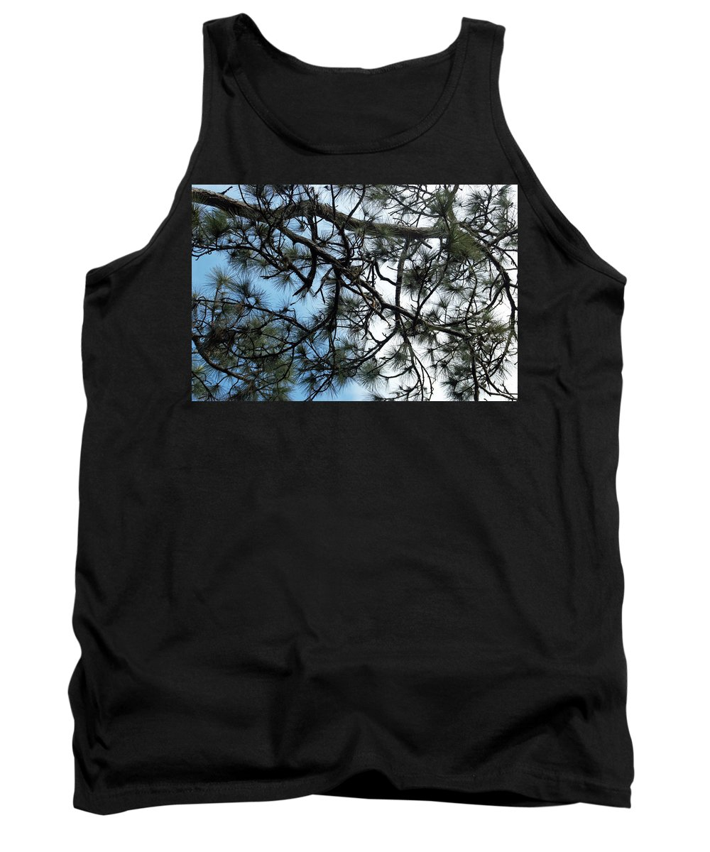 Landscape Tank Top featuring the photograph Twilight by Aimee L Maher ALM GALLERY