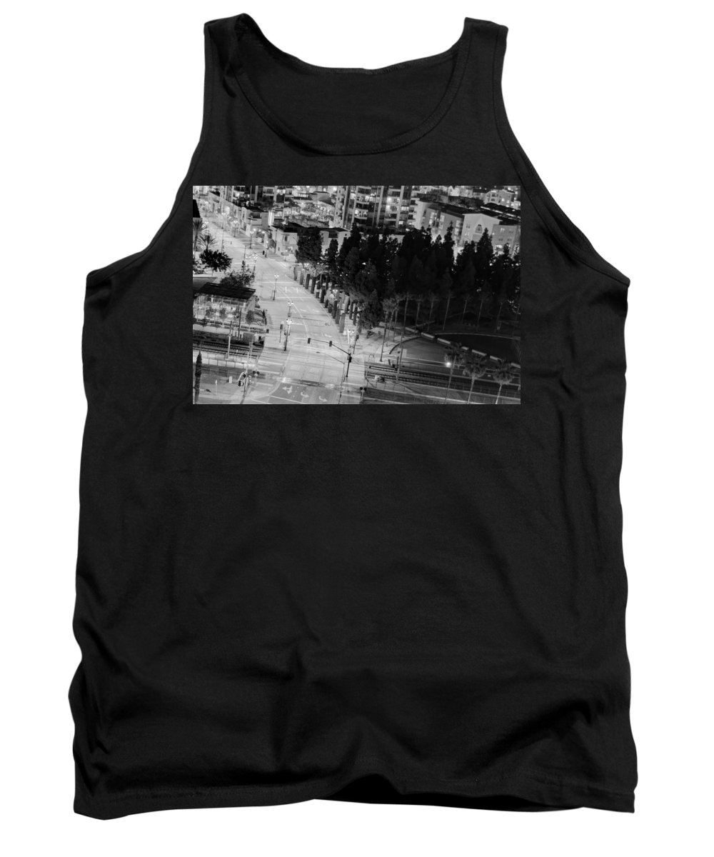 American Tank Top featuring the photograph Urban by Heidi Smith