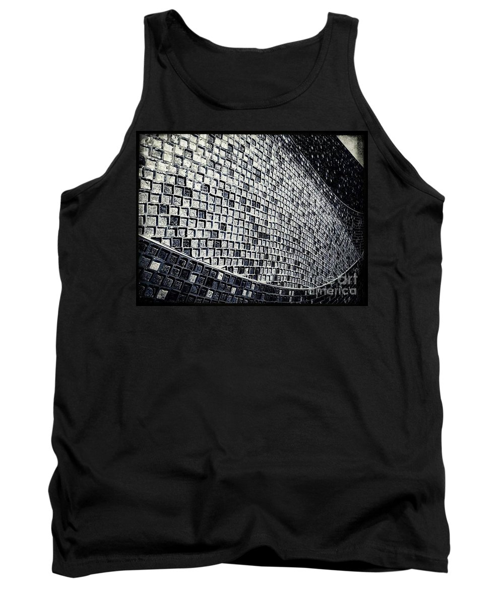 Street Snapshot Tank Top featuring the photograph Wall No.22 by Fei A