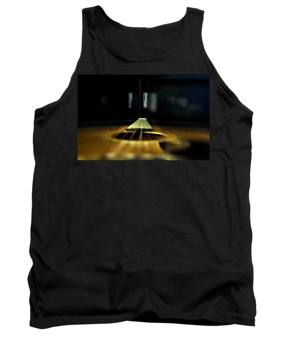 Wavelength Tank Top featuring the photograph Wavelength by Bill Cannon