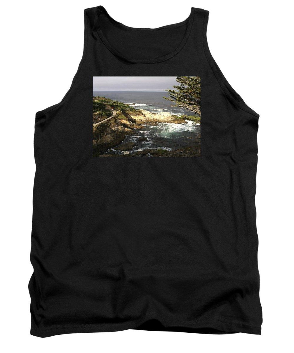 Coast Tank Top featuring the photograph West Coast by Oscar Jones