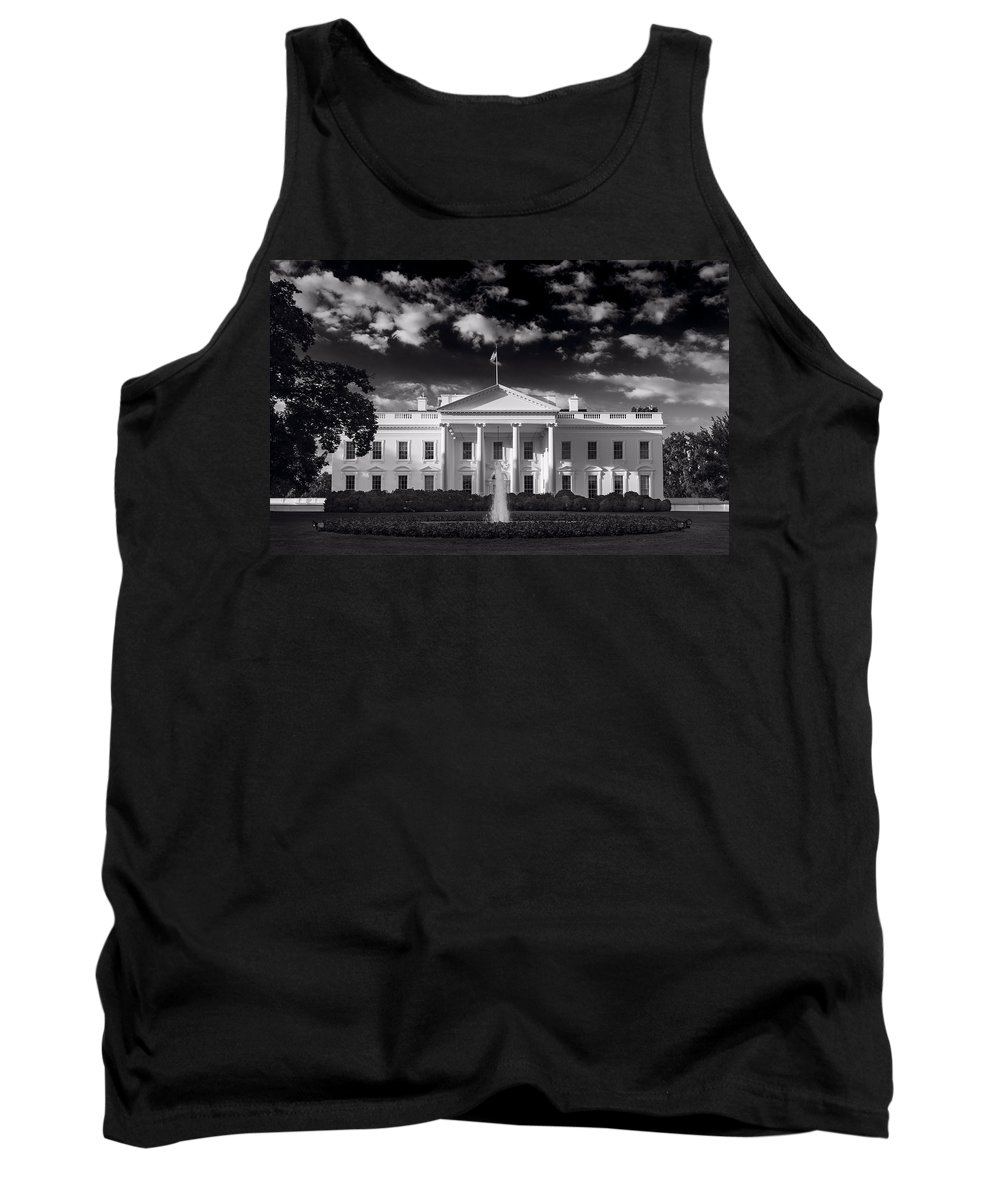 Whitehouse Tank Tops