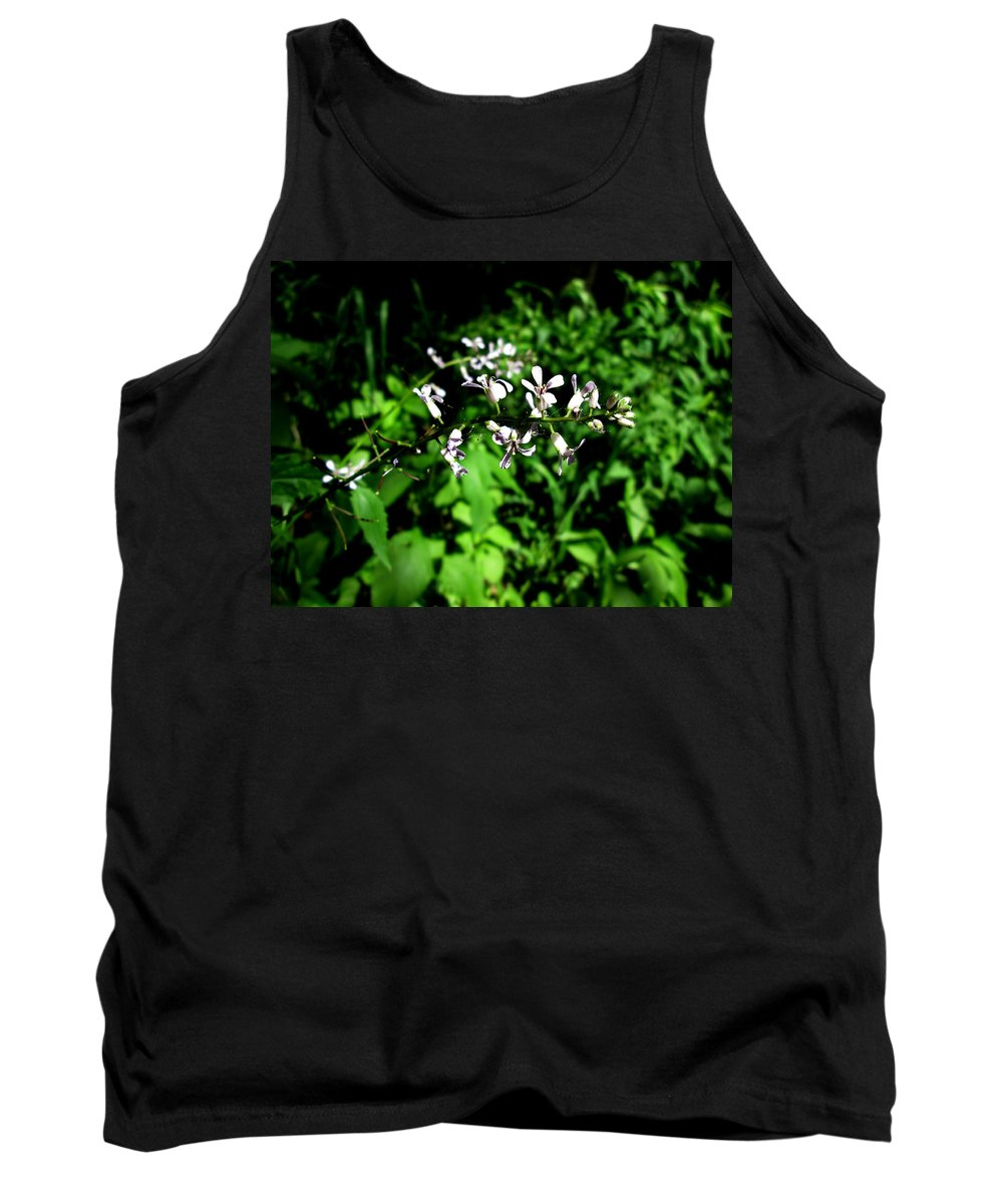 Flower Tank Top featuring the photograph Wild Missouri Flowers by Monte Landis