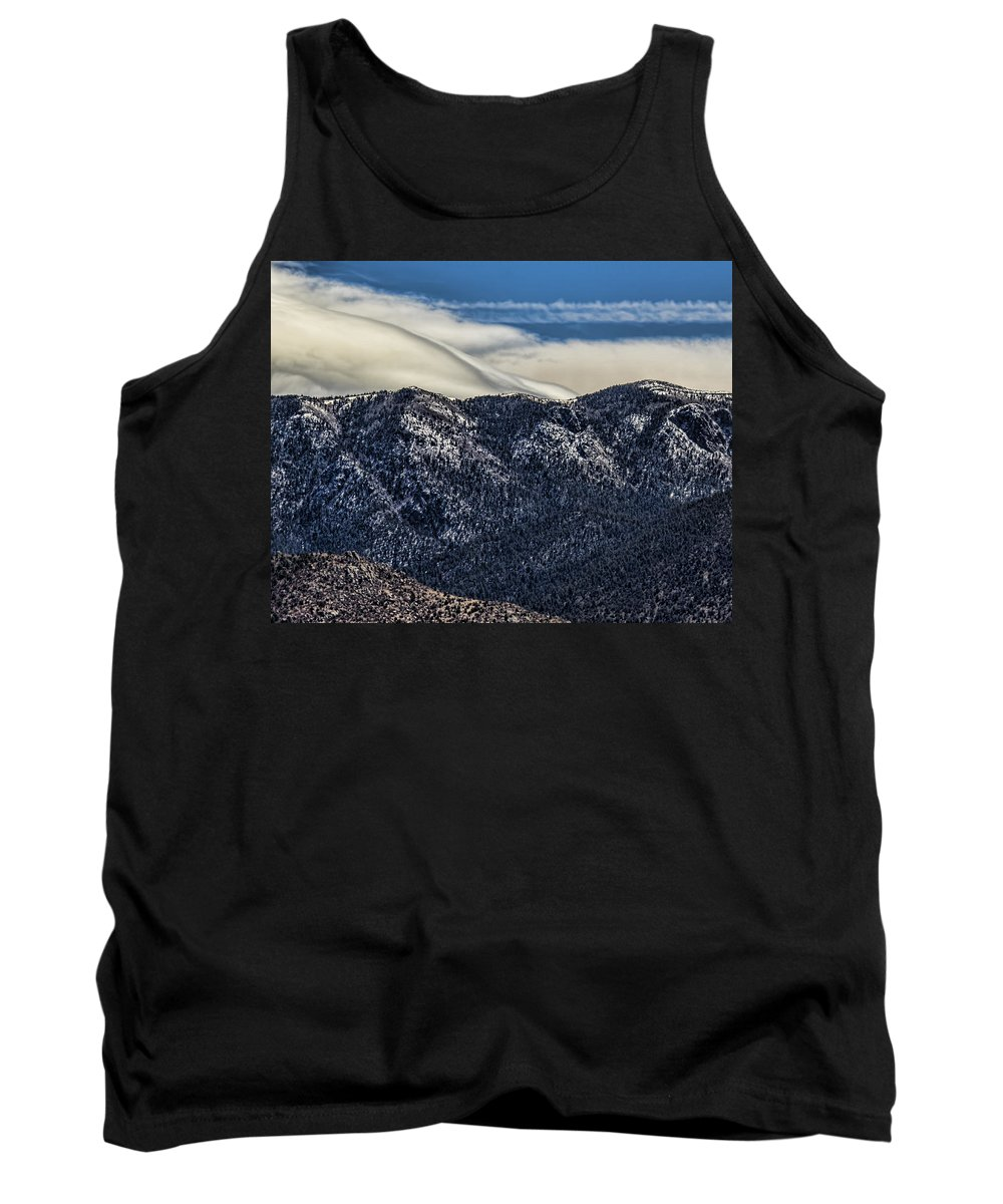 Clouds Tank Top featuring the photograph Wing Cloud Updraft 386 by Brian King