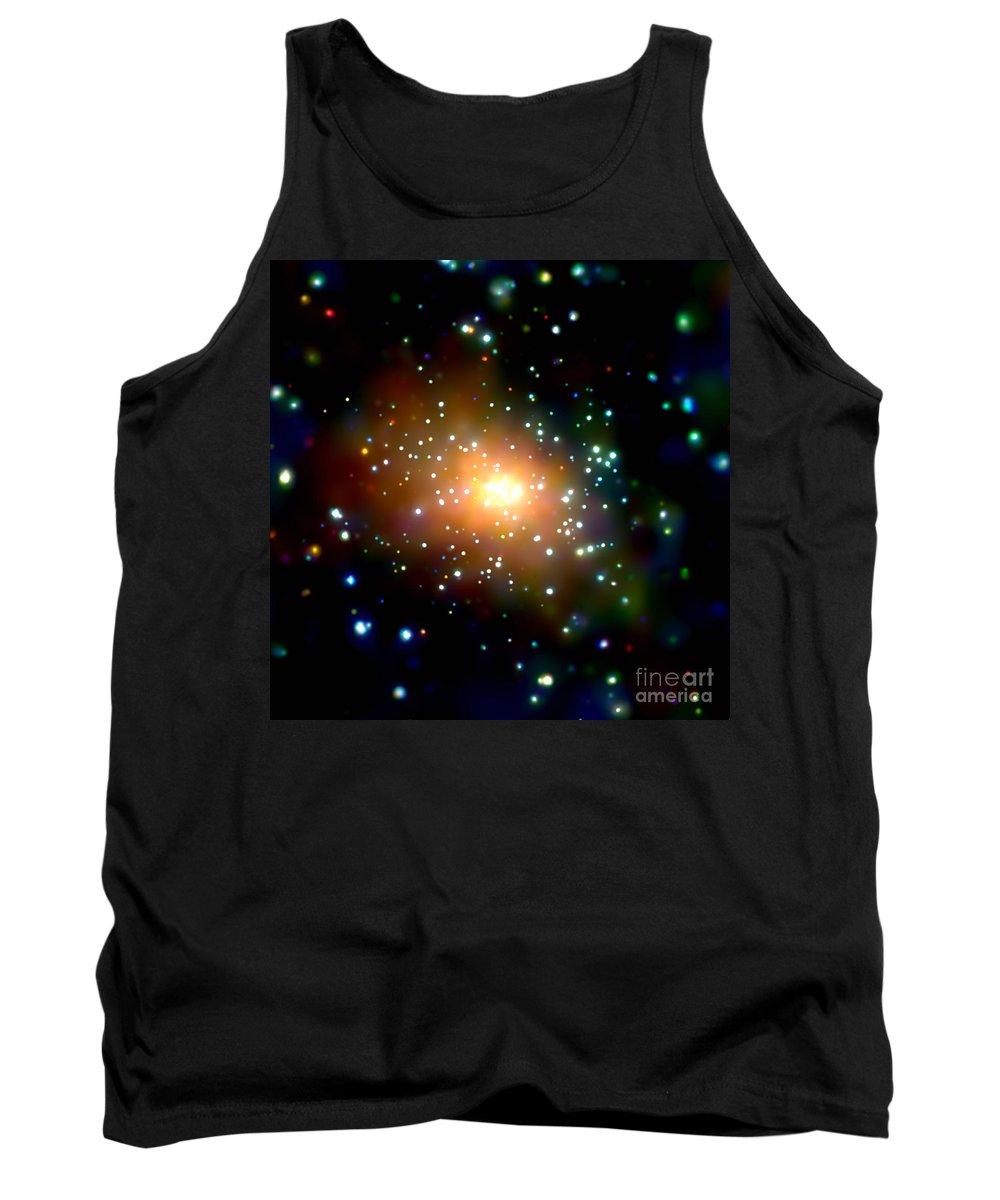 Chandra Tank Top featuring the photograph Andromeda Galaxy by Nasa