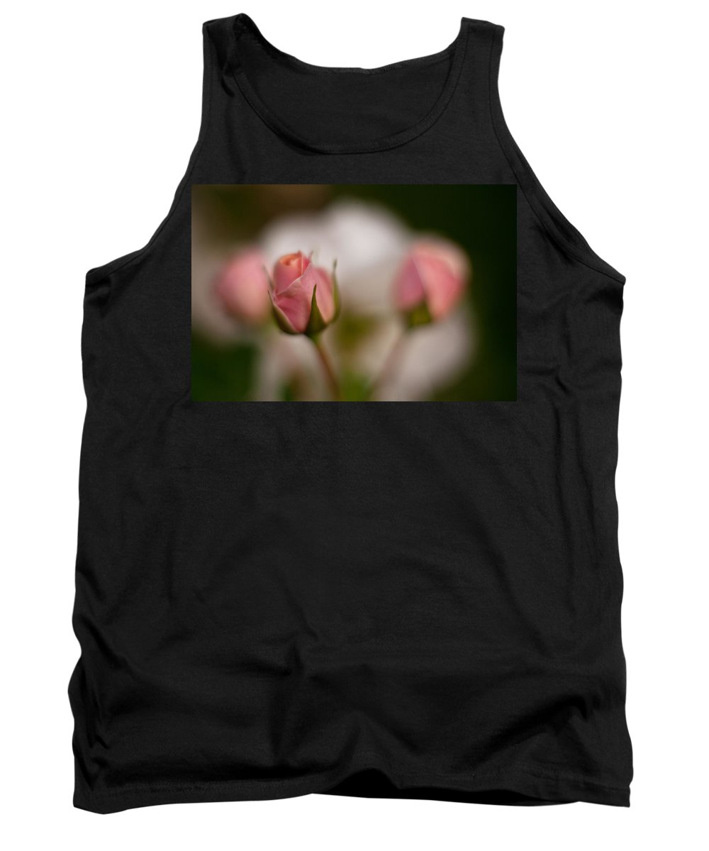 Rose Tank Top featuring the photograph Roses Dream by Mike Reid