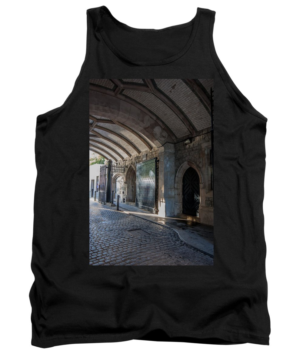 Tower Bridge Tank Top featuring the photograph Tower Bridge by Dawn OConnor