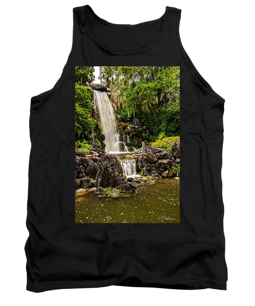 Christopher Holmes Photography Tank Top featuring the photograph 20120915-dsc09800 by Christopher Holmes