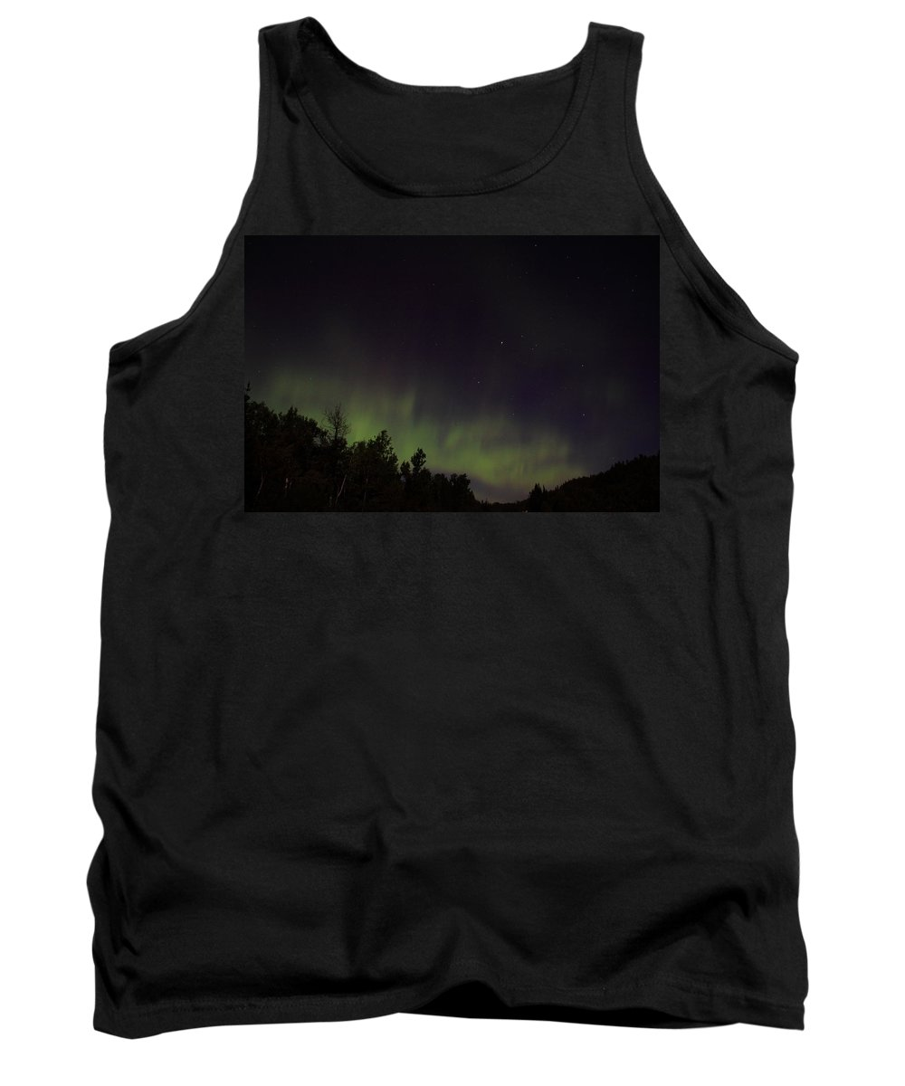 Tank Top featuring the photograph Aurora by Joi Electa