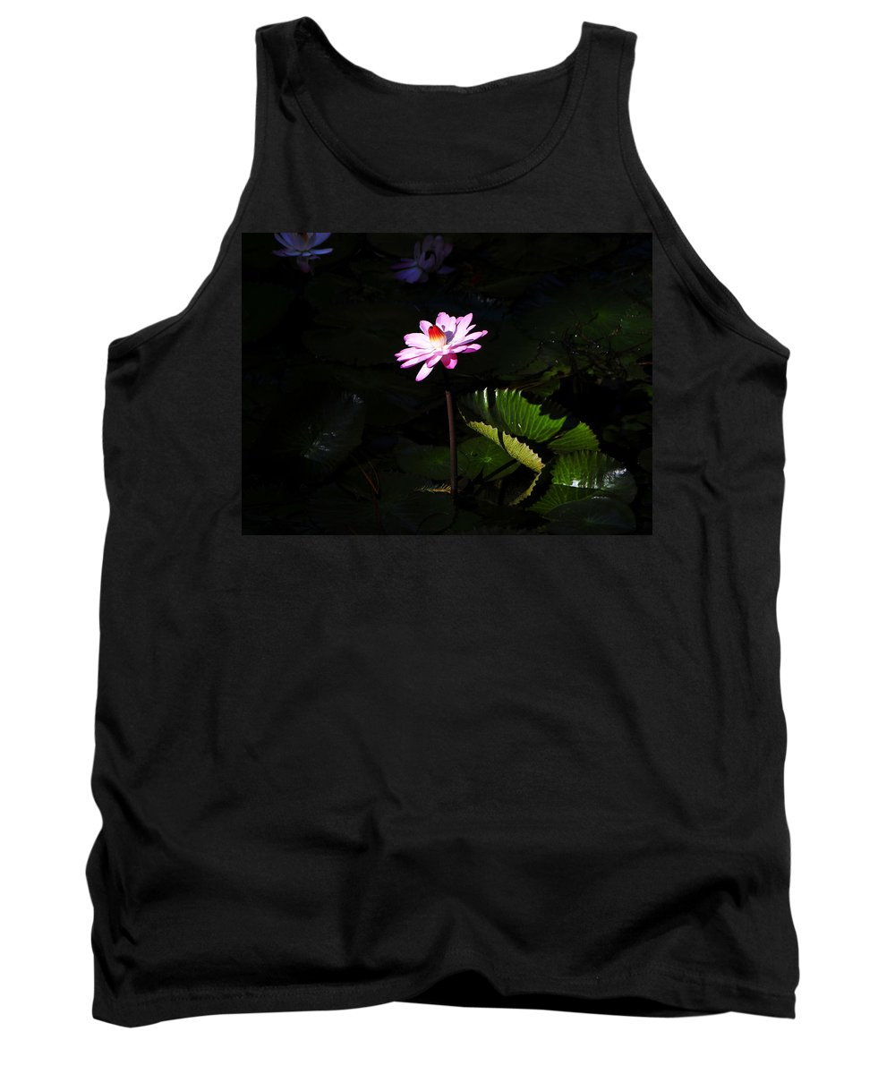 Fine Art Photography Tank Top featuring the photograph Beauty From The Depths by David Lee Thompson