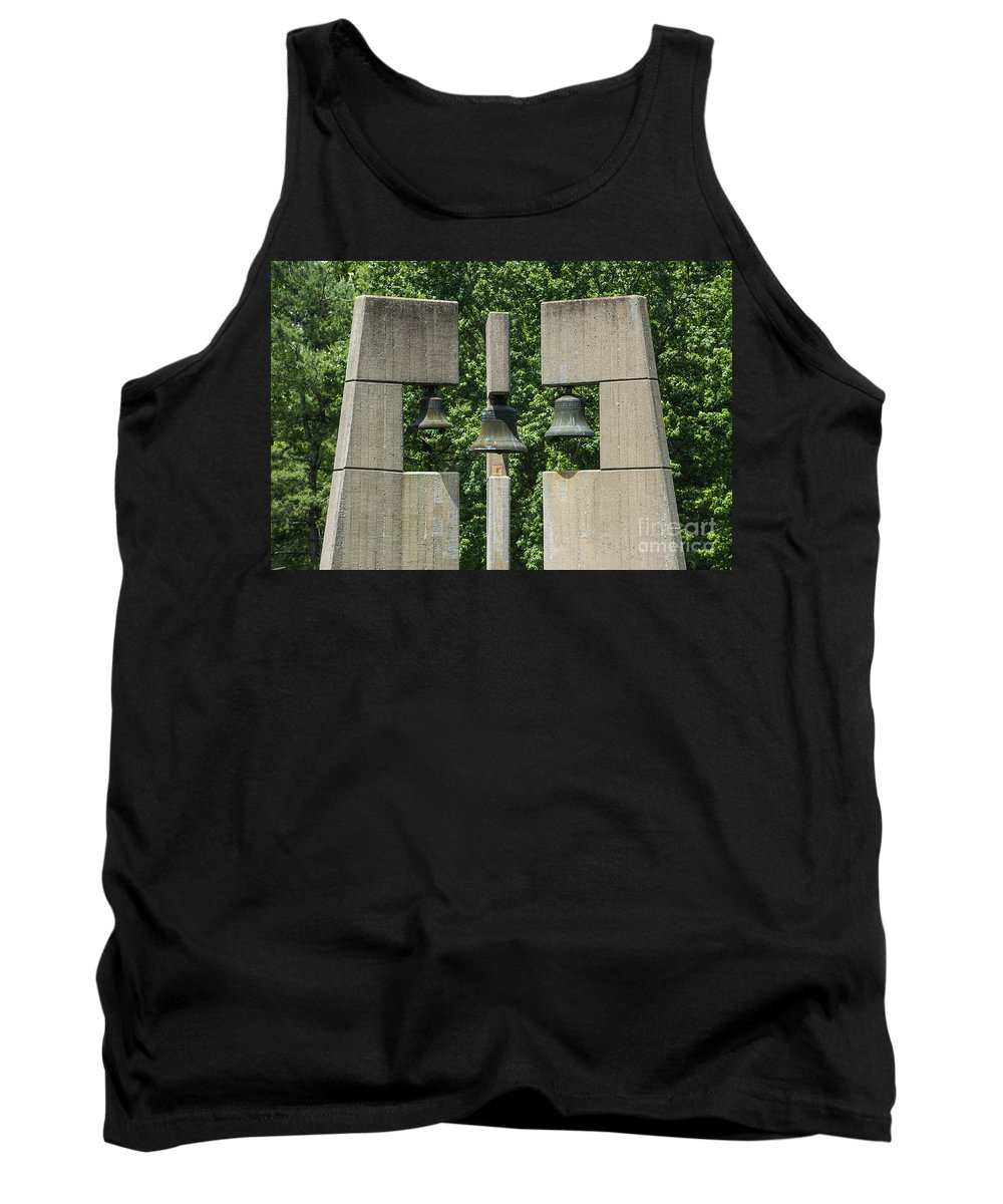 Bell Tower Tank Top featuring the photograph Bell Tower by John Greim