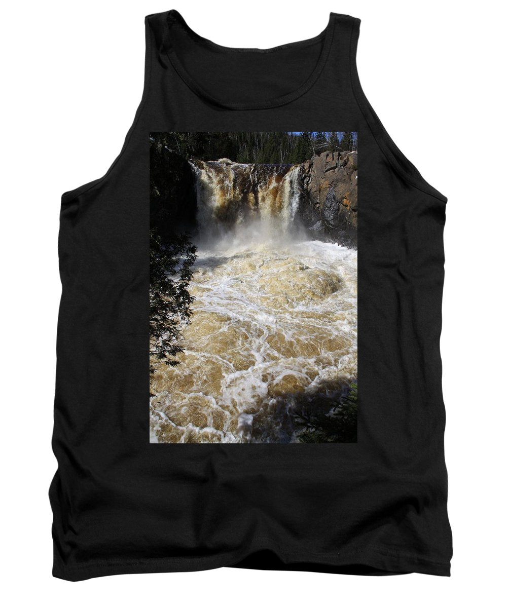 Tank Top featuring the photograph Boil by Joi Electa