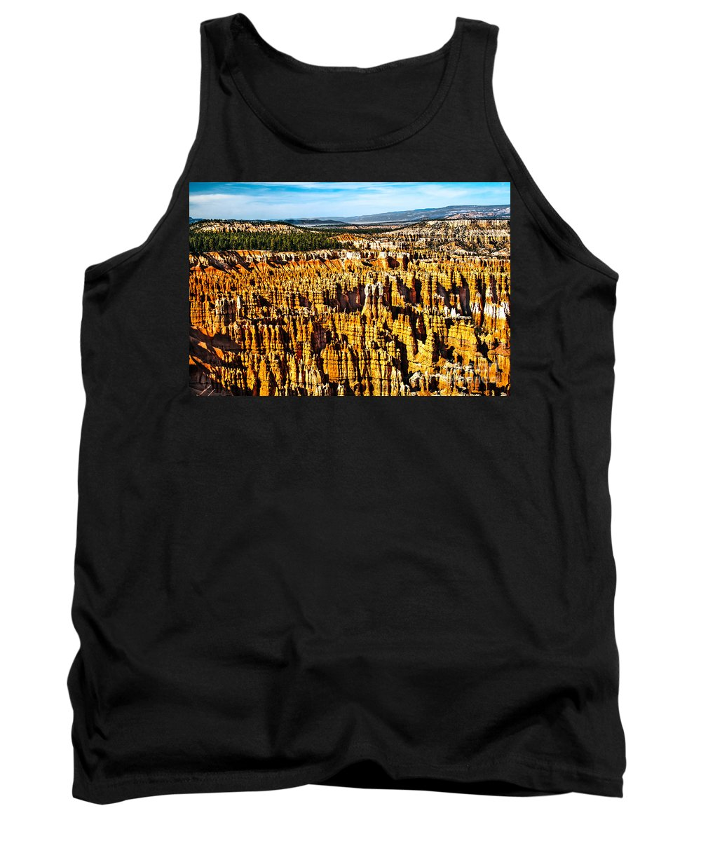 Bryce Canyon Tank Top featuring the photograph Bryce Canyon by Robert Bales