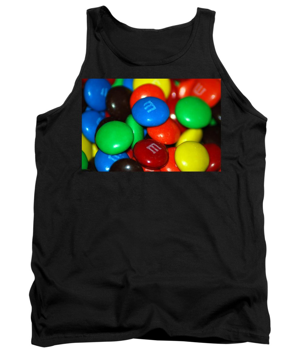 Candy Tank Top featuring the photograph Candy by Michael Merry