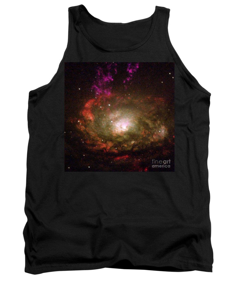 Circinus Galaxy Tank Top featuring the photograph Circinus Galaxy by Nasa