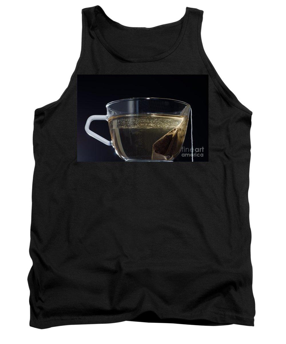 Tea Tank Top featuring the photograph Cup Of Tea by Mats Silvan