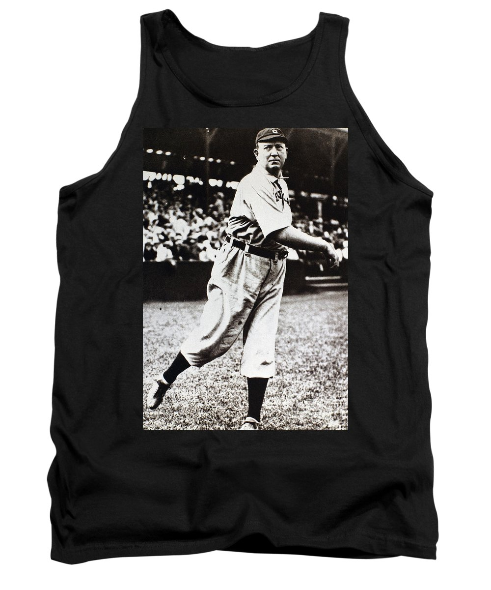 20th Century Tank Top featuring the photograph Cy Young (1867-1955) by Granger