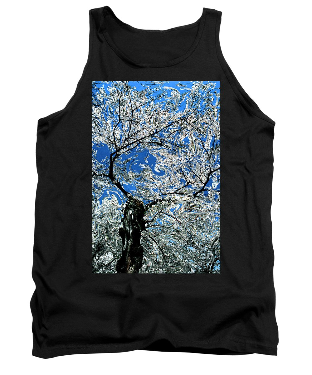 Spring Tank Top featuring the photograph Dali Spring 5 by Mike Nellums