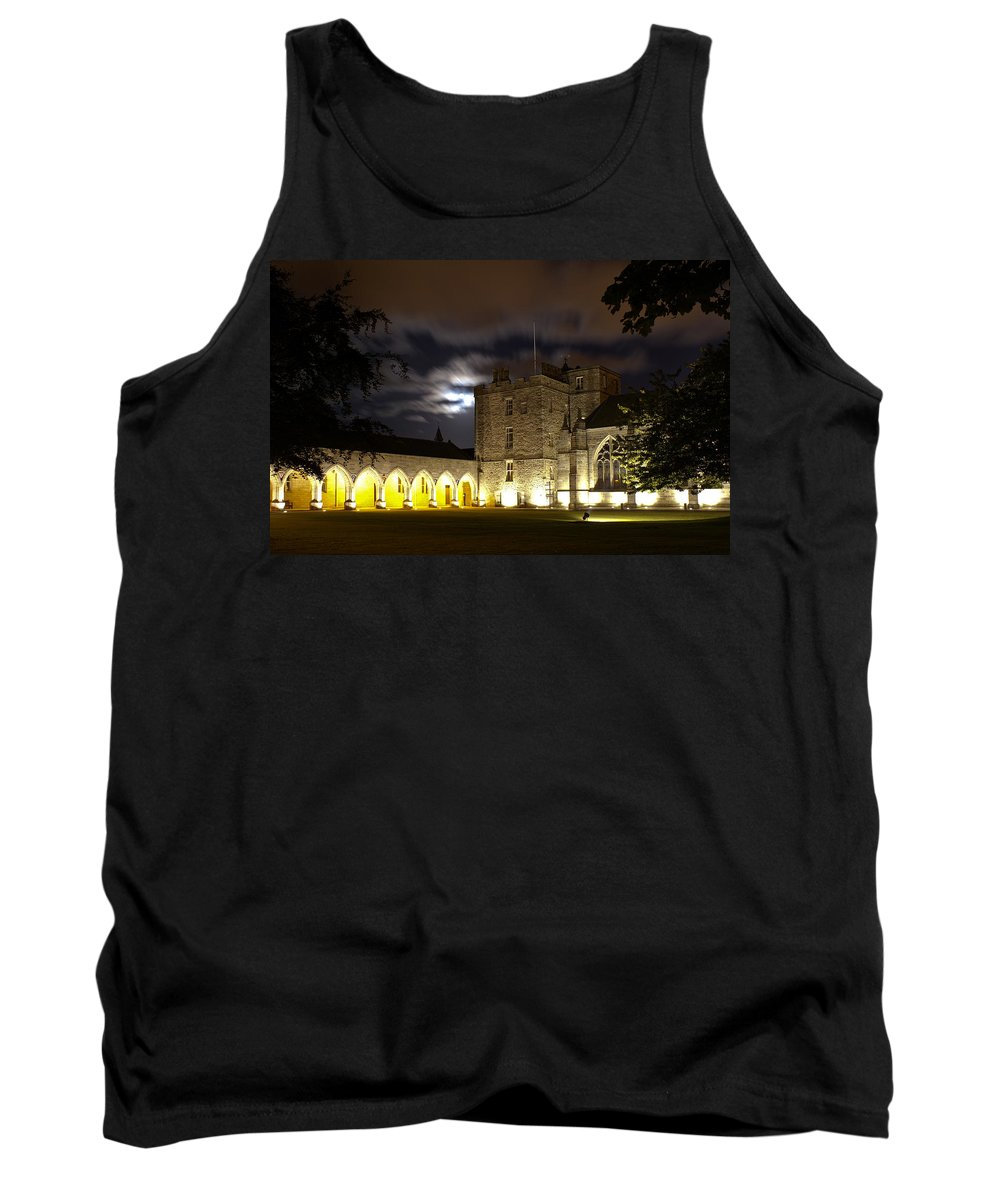 Elphinstone Tank Top featuring the photograph Elphinstone And Cromwell by Howard Kennedy