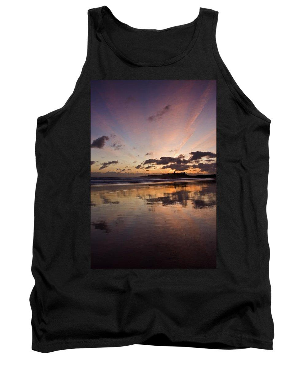 Embleton Tank Top featuring the photograph Embleton Bay Sunrise by David Pringle
