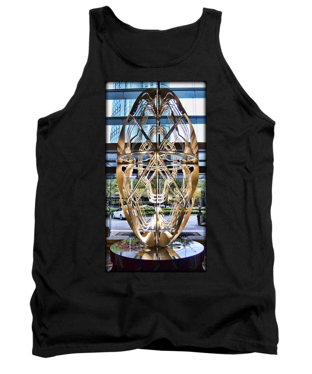 Encapsulated Tank Top featuring the photograph Encapsulated by Douglas Barnard