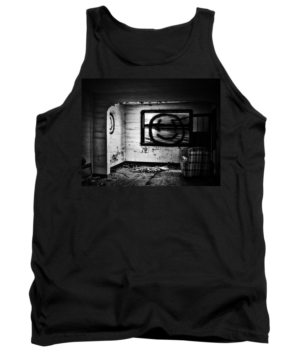 Room Tank Top featuring the photograph Gestures Habits by The Artist Project