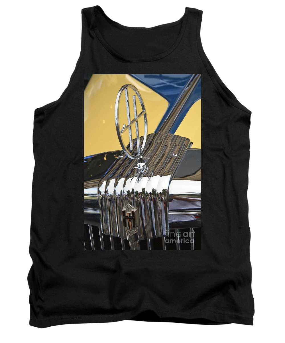 1933 Hupmobile Tank Top featuring the photograph Hupmobile Ornament by Dennis Hedberg