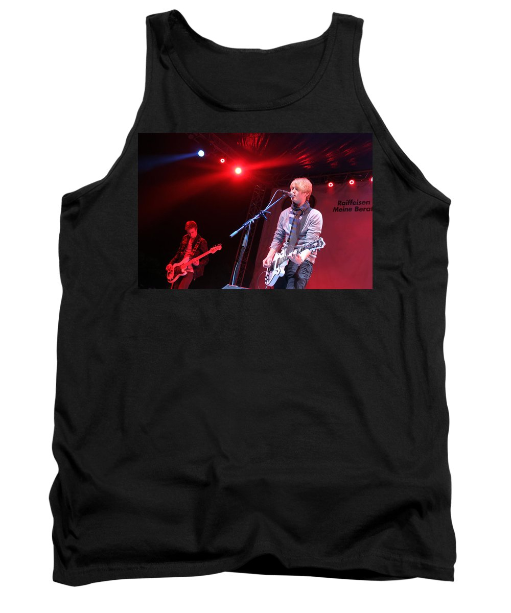 Inem Tank Top featuring the photograph Inem At Nativity Chritmas Festival by Munir Alawi